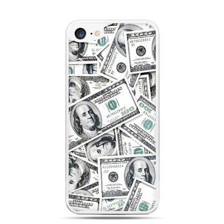 Etui na telefon iPhone 7 - dolary banknoty