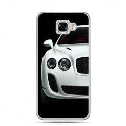 Etui na telefon Samsung Galaxy C7 - samochód Bentley