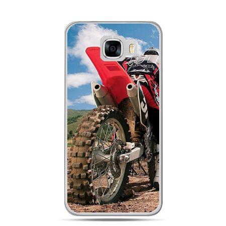 Etui na telefon Samsung Galaxy C7 - Cross