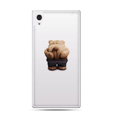Etui na telefon Sony Xperia XA - miś Paddington