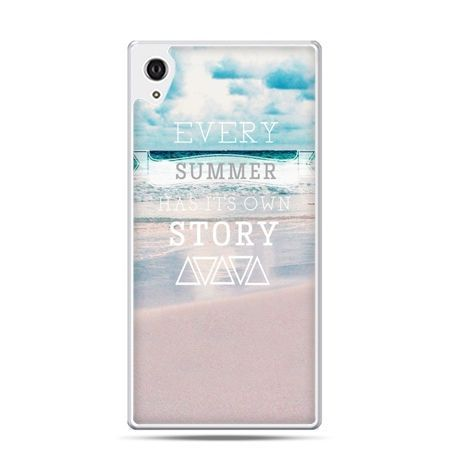 Etui na telefon Sony Xperia XA - Summer has its own story
