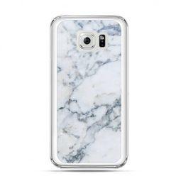 Etui na Galaxy S6 Edge Plus - biały marmur