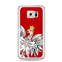 Etui na Galaxy S6 Edge Plus - Orzeł Biały patriotyczne