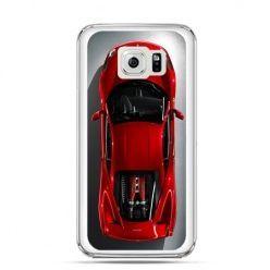 Etui na Galaxy S6 Edge Plus - czerwone Ferrari