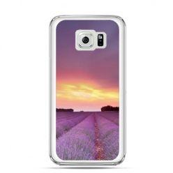 Etui na Galaxy S6 Edge Plus - wrzosowisko