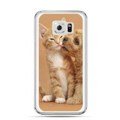 Etui na Galaxy S6 Edge Plus - jak pies i kot