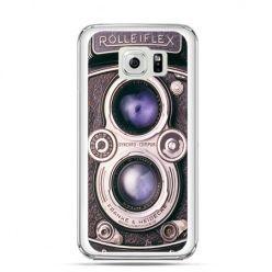 Etui na Galaxy S6 Edge Plus - aparat Rolleiflex