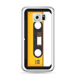 Etui na Galaxy S6 Edge Plus - kaseta magnetofonowa