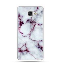 Etui na Samsung Galaxy A3 (2016) A310 - różowy marmur