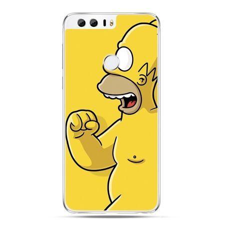 Etui na Huawei Honor 8 - Homer Simpson