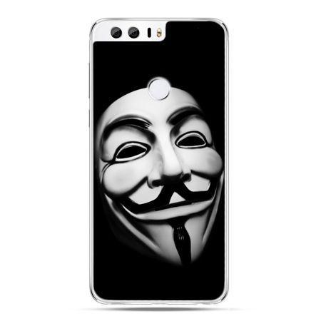 Etui na Huawei Honor 8 - maska Anonimus