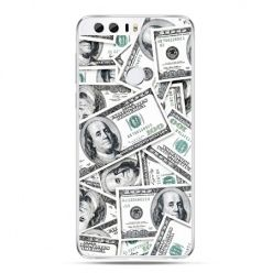Etui na Huawei Honor 8 - dolary banknoty