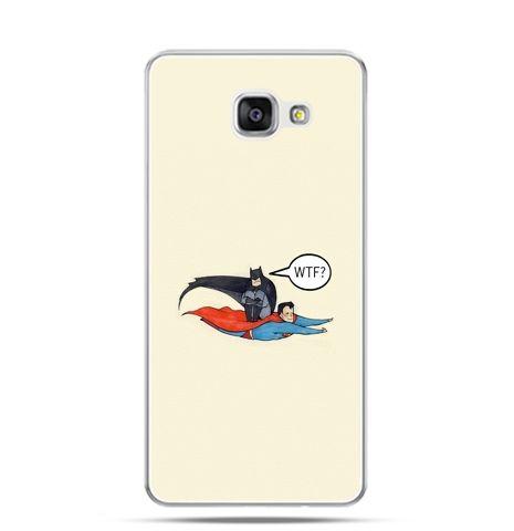 Etui na Samsung Galaxy A3 (2016) A310 - Batman