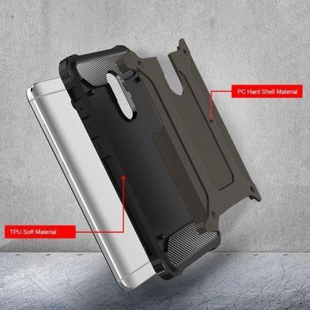 Pancerne etui na Xiaomi Redmi Note 4 - grafitowy.