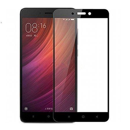 Hartowane szkło na cały ekran 3d Xiaomi Redmi Note 4 Pro - czarny.
