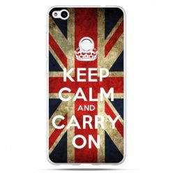 Etui na Huawei P9 Lite 2017 - Keep calm and carry on