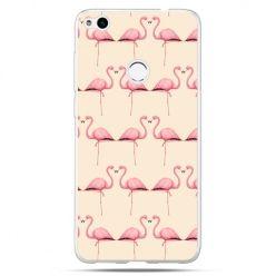 Etui na Huawei P9 Lite 2017 - flamingi