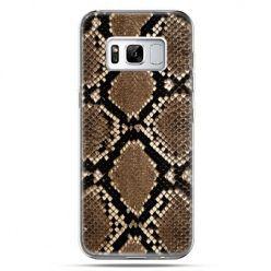 Etui na telefon Samsung Galaxy S8 - wąż boa