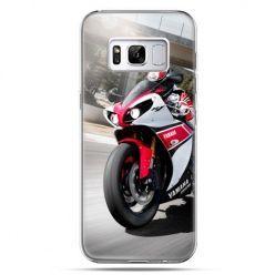 Etui na telefon Samsung Galaxy S8 Plus - motocykl ścigacz