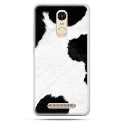 Etui na Xiaomi Redmi Note 3 - łaciata krowa