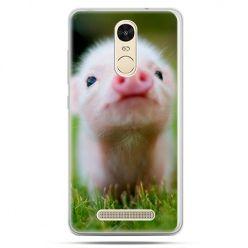 Etui na Xiaomi Redmi Note 3 - świnka