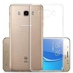 Etui na Samsung Galaxy J7 2016 silikonowe crystal case - bezbarwne.