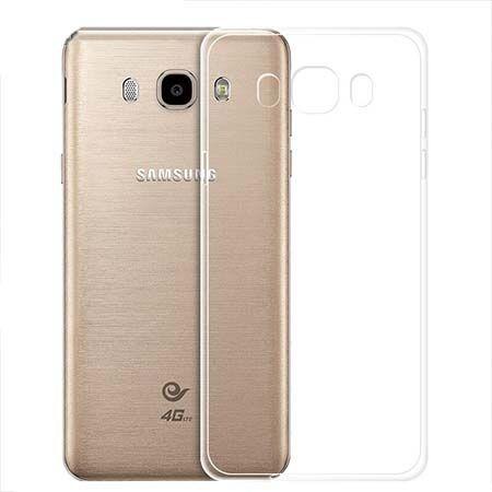 Etui na Samsung Galaxy J3 2016 silikonowe crystal case - bezbarwne.