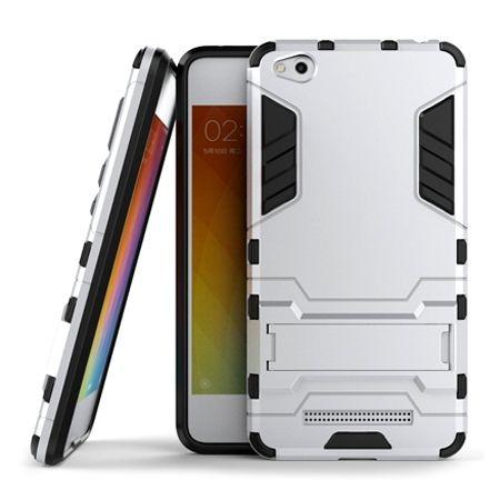 Pancerne etui na Xiaomi Redmi 4A - srebrny.