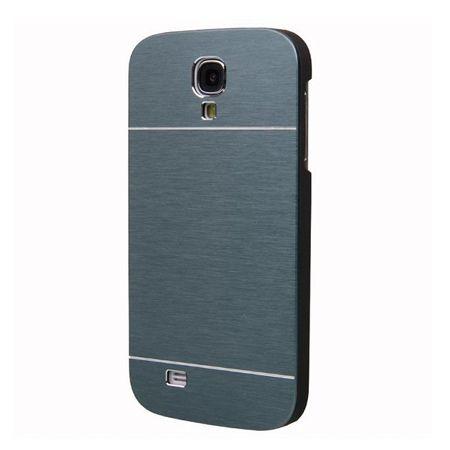 Galaxy S4 etui Motomo aluminiowe - grafitowy. PROMOCJA !!!