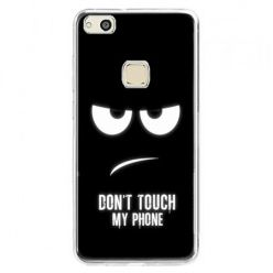 Etui na telefon Huawei P10 Lite - Don`t touch my phone