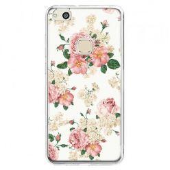 Etui na telefon Huawei P10 Lite - polne kwiaty