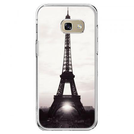 Etui na telefon Galaxy A5 2017 - Wieża Eiffla