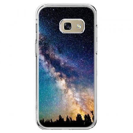 Etui na telefon Galaxy A5 2017 - droga mleczna