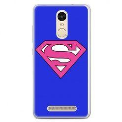 Etui na telefon Xiaomi Redmi Note 3 - Supergirl