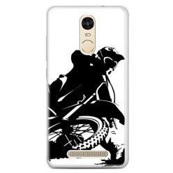 Etui na telefon Xiaomi Redmi Note 3 - motocykl cross