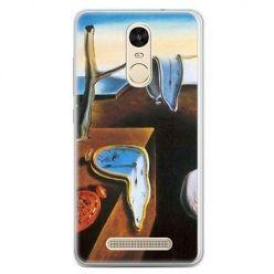 Etui na telefon Xiaomi Redmi Note 3 - zegary S.Dali