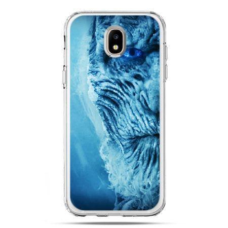 Etui na telefon Galaxy J5 2017 - Gra o Tron White Walker