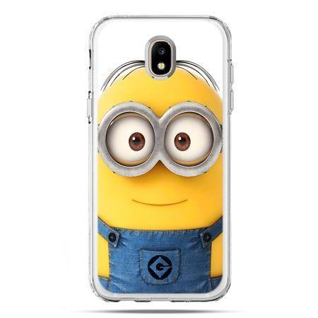 Etui na telefon Galaxy J5 2017 - minion