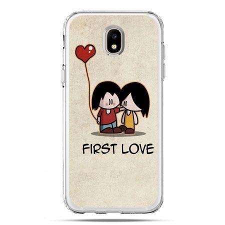 Etui na telefon Galaxy J5 2017 - First Love