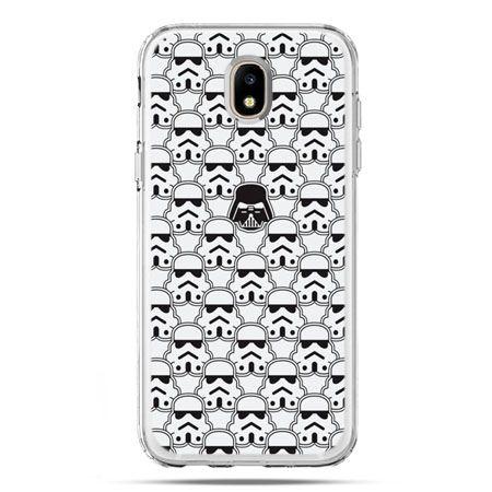 Etui na telefon Galaxy J5 2017 - Gwiezdne wojny klony