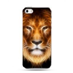 Etui na iPhone 4s / 4 -  lew - PROMOCJA !