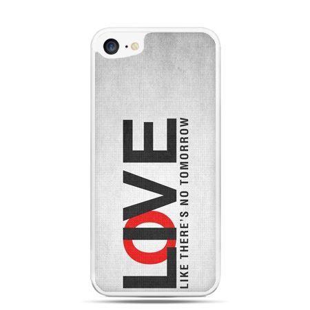 Etui na telefon iPhone 7 - LOVE LIVE - PROMOCJA !