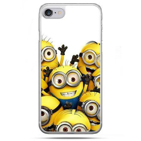 Etui na telefon iPhone 8 - Minionki