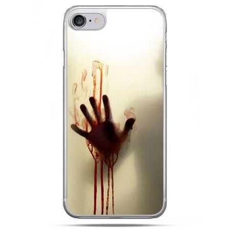 Etui na telefon iPhone 8 - Zombie