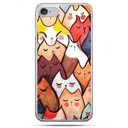 Etui na telefon iPhone 8 - koty