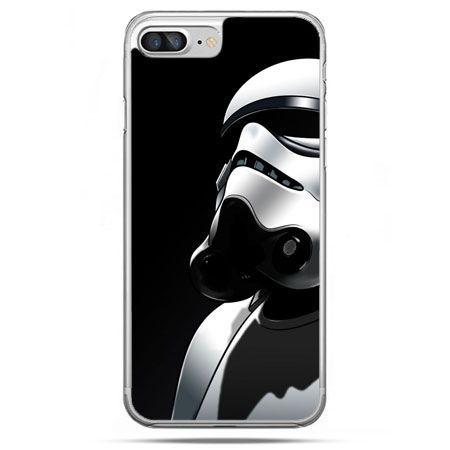 Etui na telefon iPhone 8 Plus - Klon Star Wars