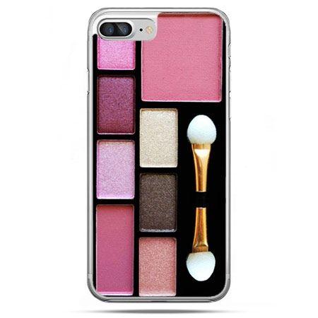 Etui na telefon iPhone 8 Plus - zestaw do makijażu