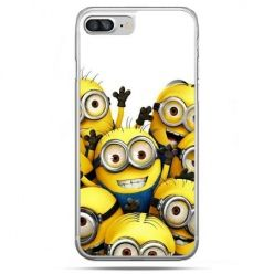 Etui na telefon iPhone 8 Plus - Minionki