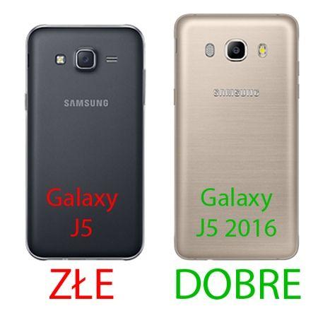 Samsung Galaxy J5 2016 folia ochronna poliwęglan na ekran.