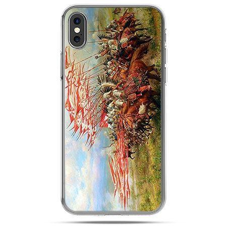 Etui na telefon iPhone X - Polska Husaria